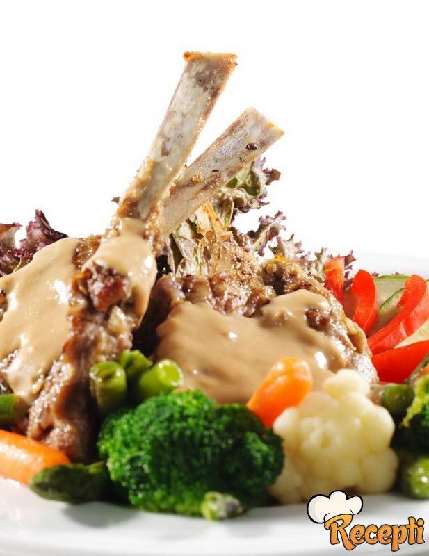 Jagnjetina u belom sosu