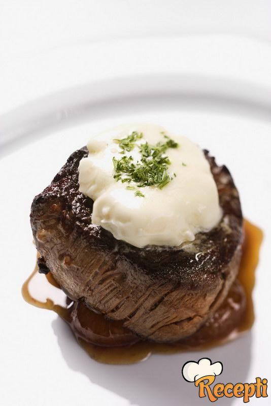 Prženi biftek