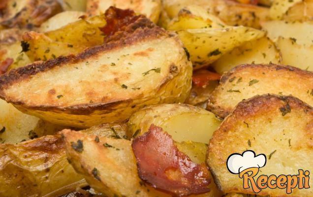 Krompir sa slaninom