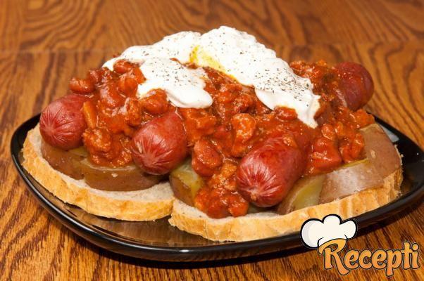 Kobaje u paradajz sosu