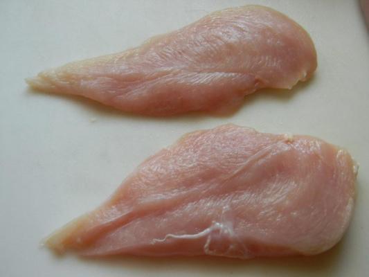 Piletina u sosu od pavlake