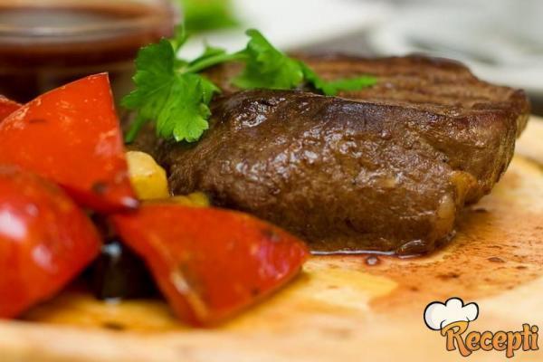 Svinjske šnicle u sosu (lako i ukusno)