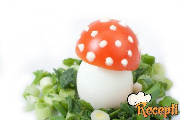 Pečurke od jaja