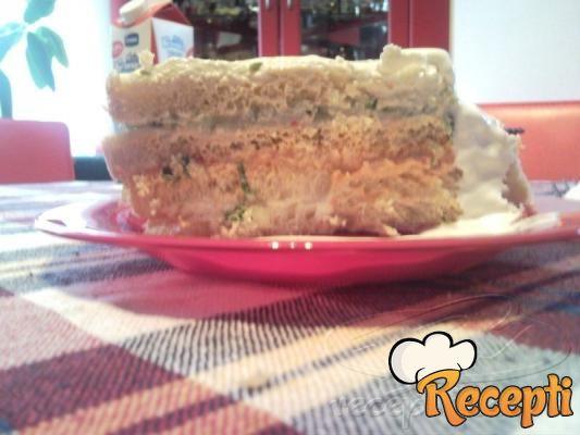 Slana torta od tosta