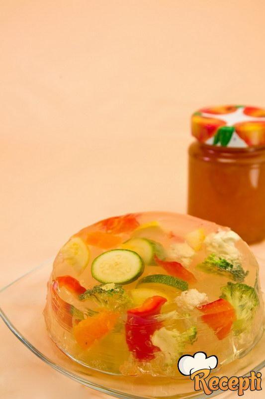 Pihtije od povrća