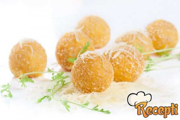 Rafaelo kuglice od krompira