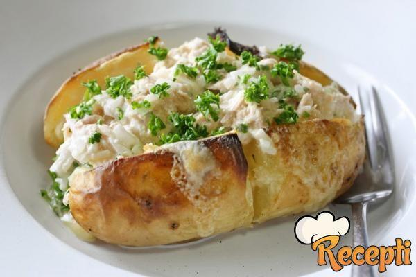 Punjeni krompir (2)
