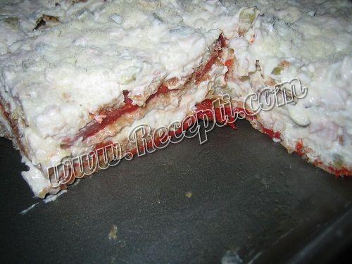 Paprika torta