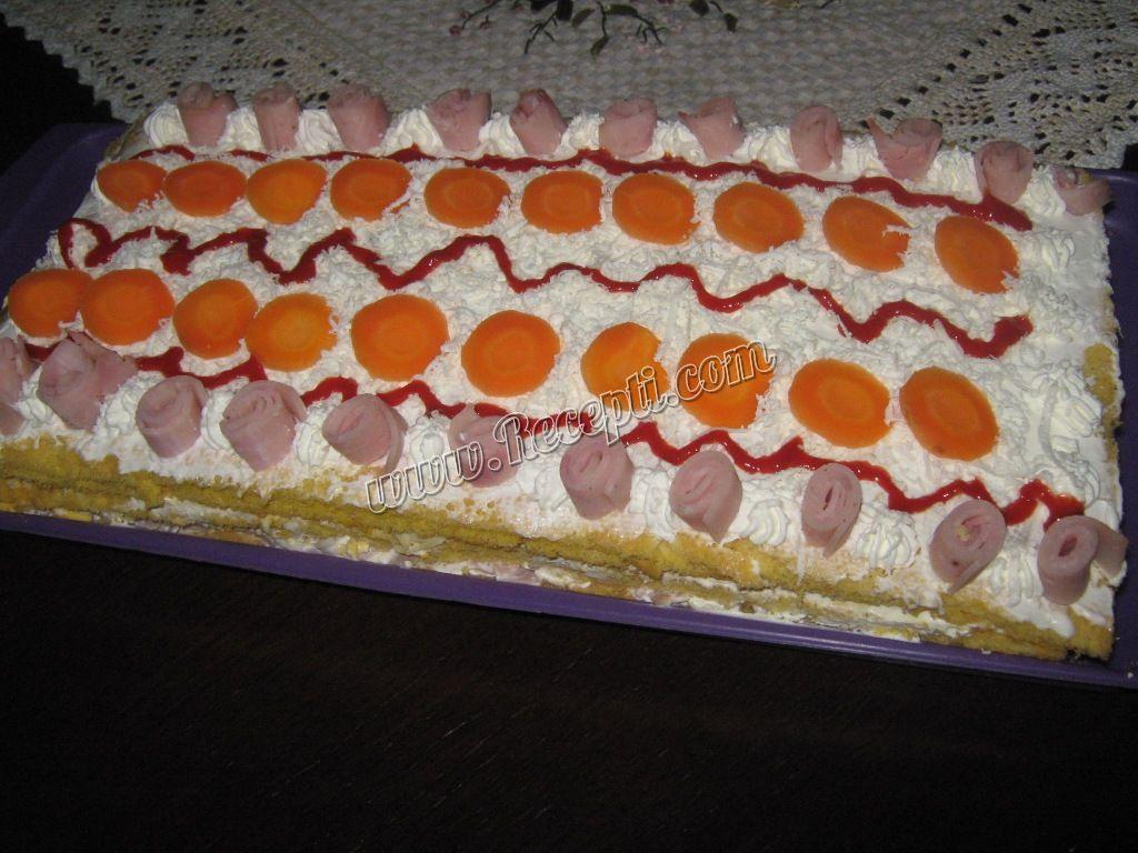 Slana torta sa blitvom