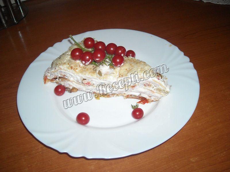 Slana Majomnez Torta
