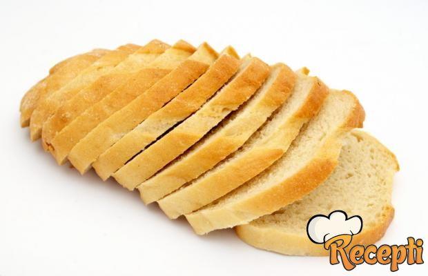 Nedeljni mlečni hleb