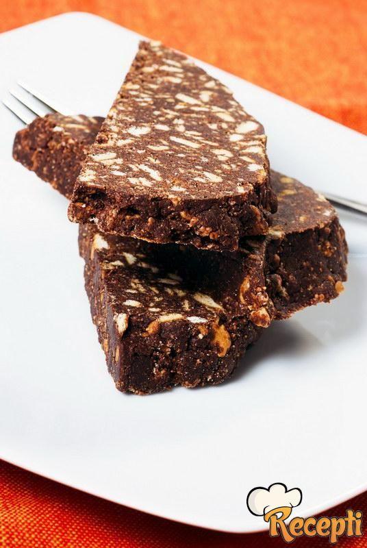 Salama od čokolade