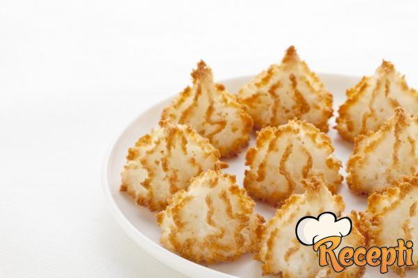 Kuglice od kokosovog brašna