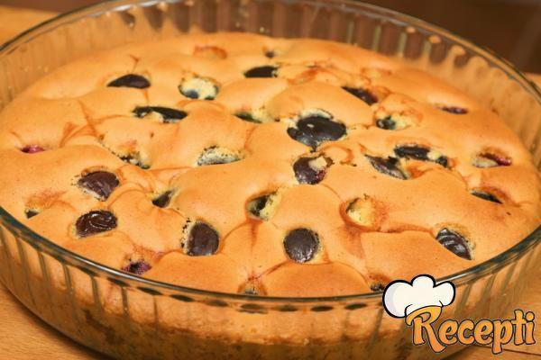 Пирог в стеклянной форме рецепты с
