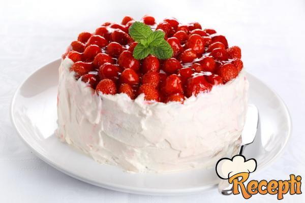 Jagodin kolač