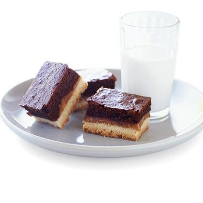 Čokoladne karamel kocke