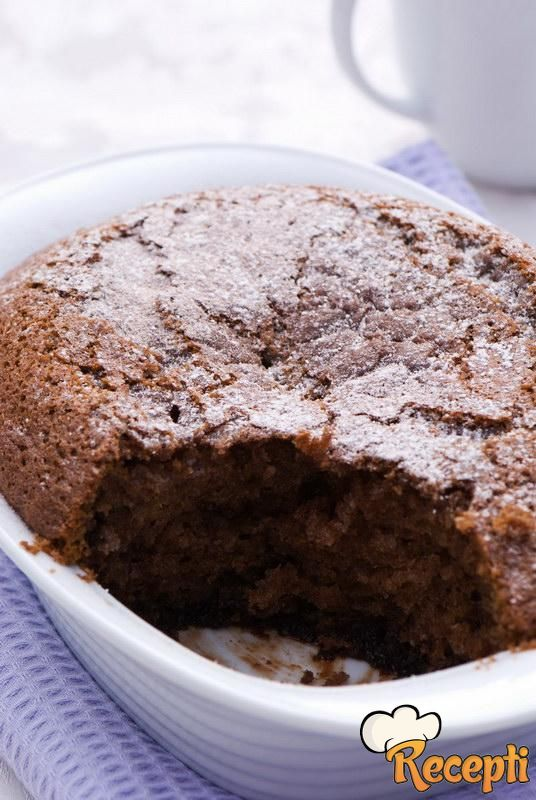 Rajski čokoladni kolač