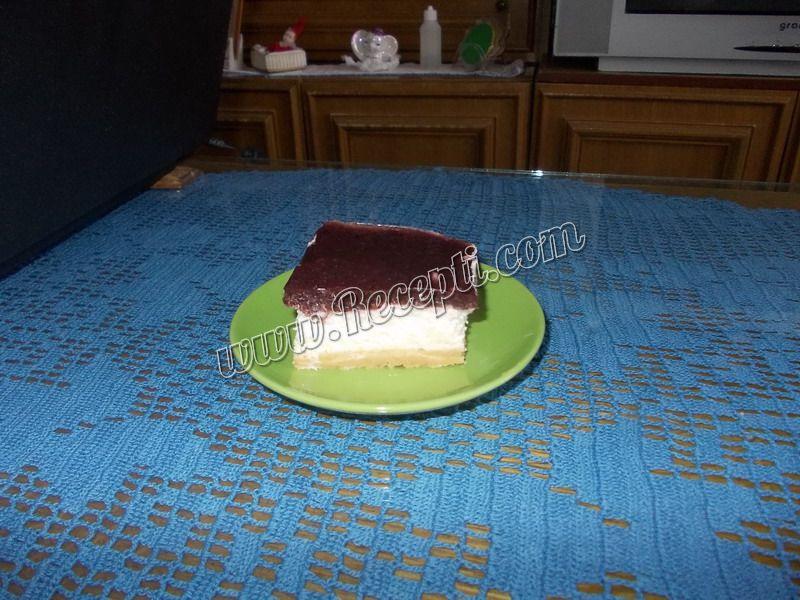 Cheesecake sa malinama