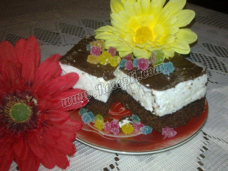Munchmalow kolač