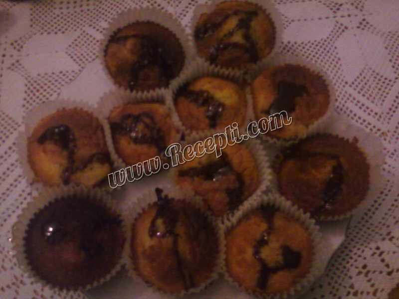 Maffini sa čokoladom