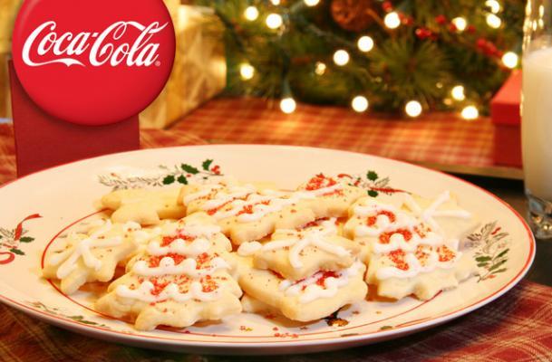 Božićni keksići za Deda Mraza