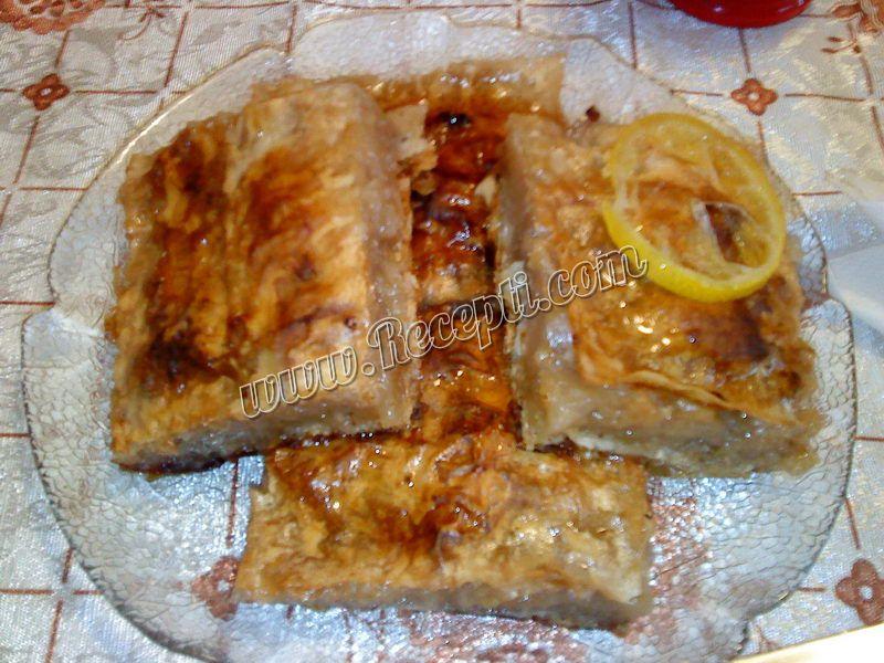 Suva pita (baklava)