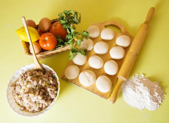 Pogačice sa sirom (2)