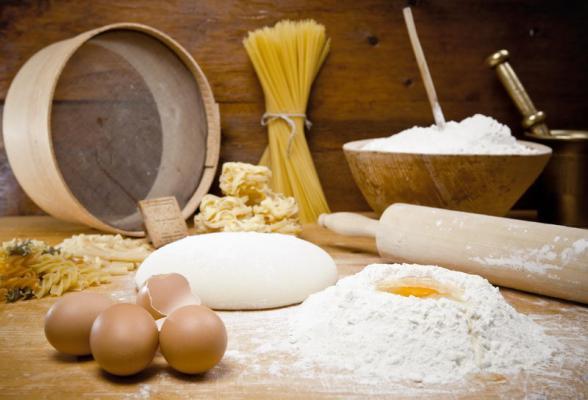 Tahini pita i tahini pasta sa Kipra