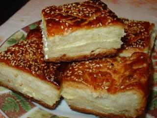 Pita - pogačice od sala sa sirom