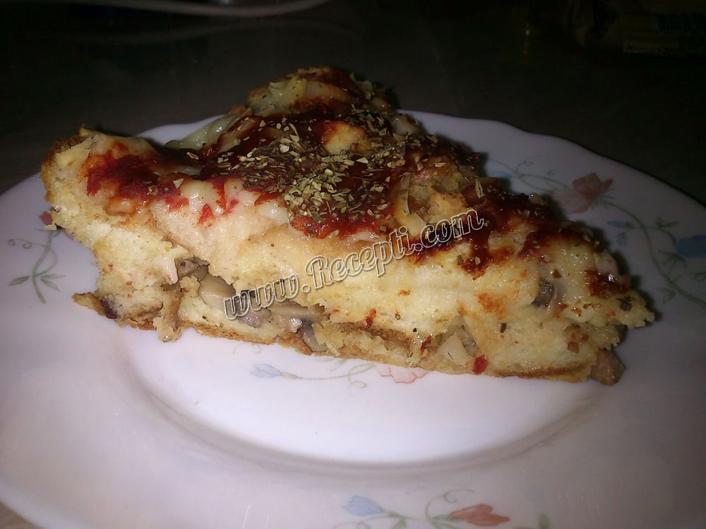 Hlebna pica-pita