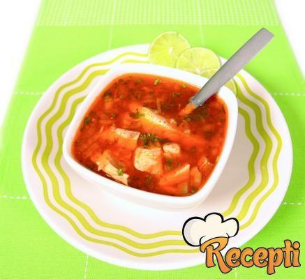 Riblja krem-supa