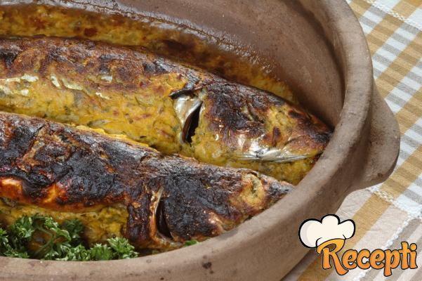 Šaran u sosu od badema