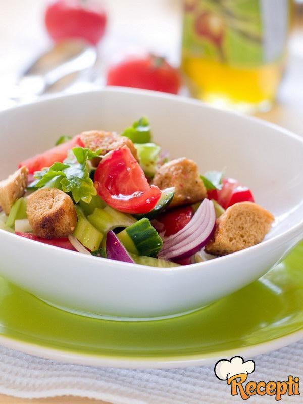 Laka salata sa krastavcima