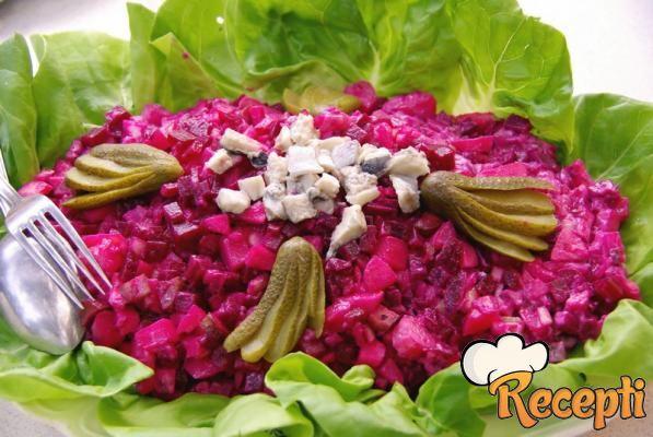 Osvežavajuća salata