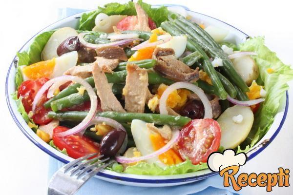 Italijanska salata od krompira