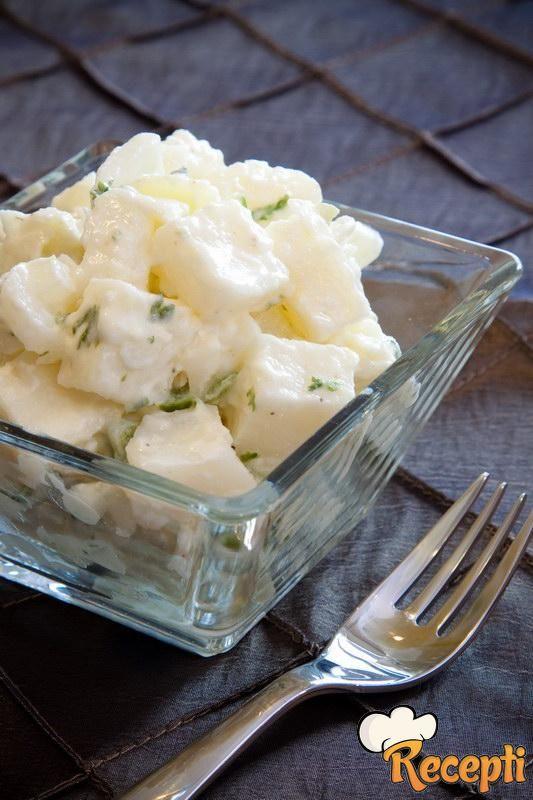 Salata od sardina i krompira