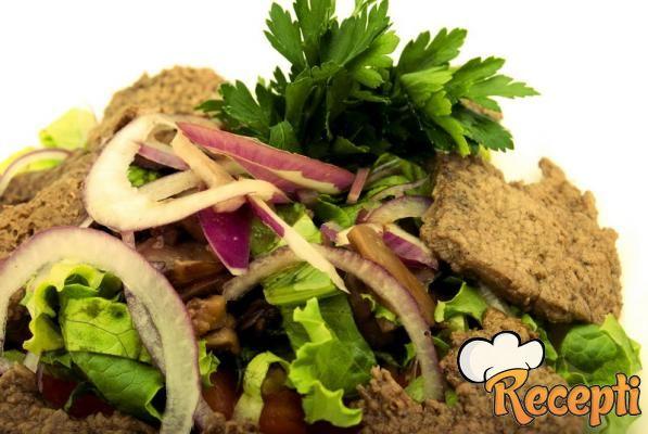 Salata od govedine