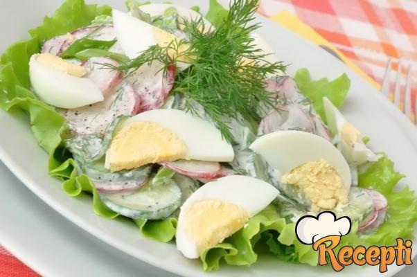 Salata sa kiselom pavlakom