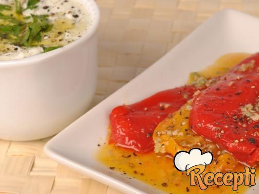 Salata od paprika