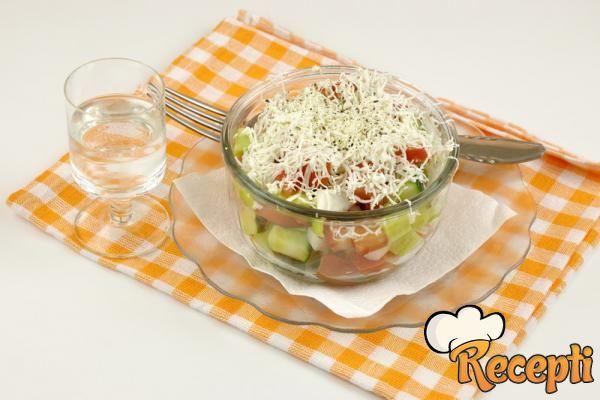Šopska salata (2)