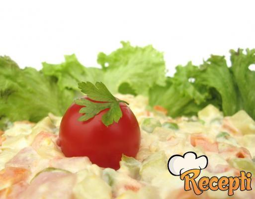 Salata od šunke