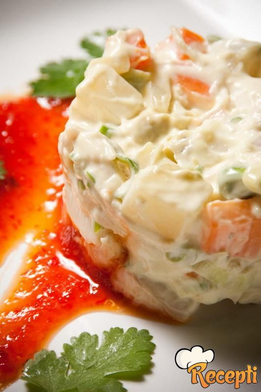 Salata sa majonezom