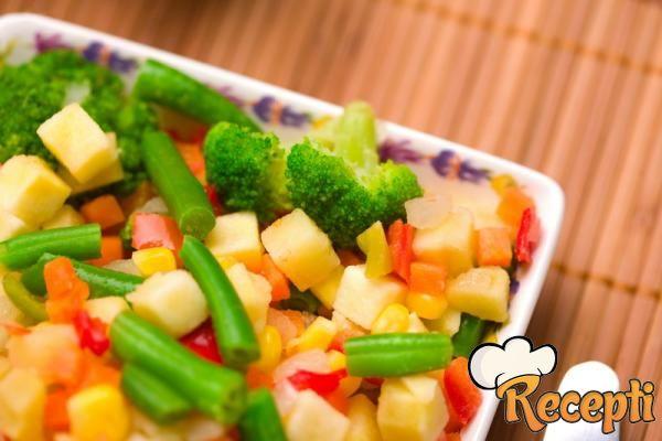 Topla salata
