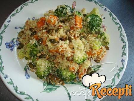 Brokuli salata