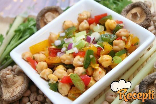 Salata od leblebije