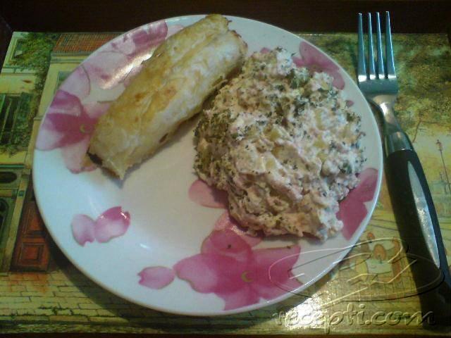 Krompir salatica