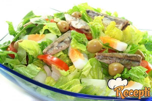 Salata sa sardinom