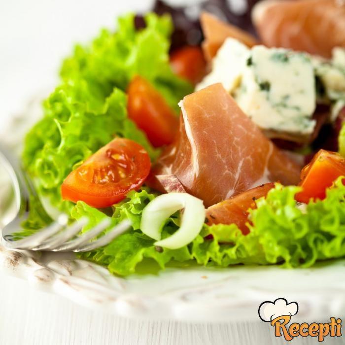 Salata sa slaninom