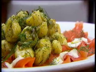 Džejmijeva salata od krompira