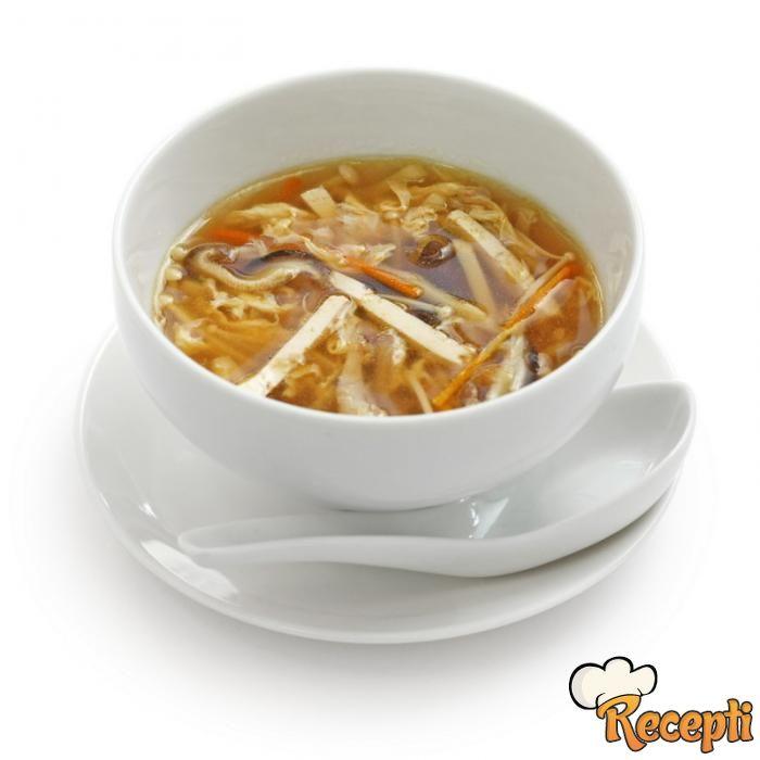 Kineska kokošija supa